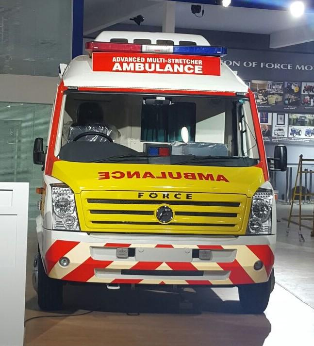 Le ambulanze entrano nel dorato mondo dell'automotive | Emergency Live 4