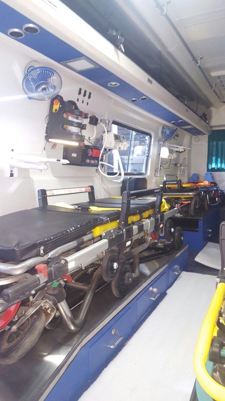 Le ambulanze entrano nel dorato mondo dell'automotive | Emergency Live 6