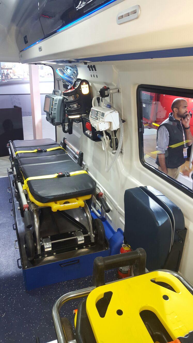Le ambulanze entrano nel dorato mondo dell'automotive | Emergency Live 12