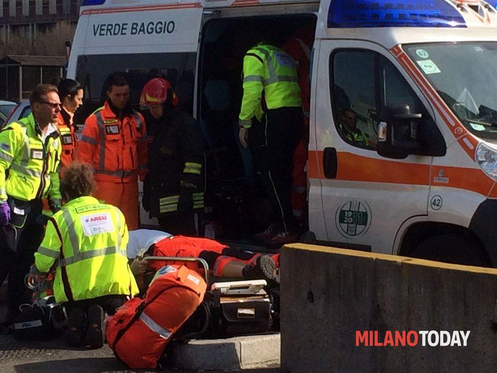 Incidente ambulanza 07