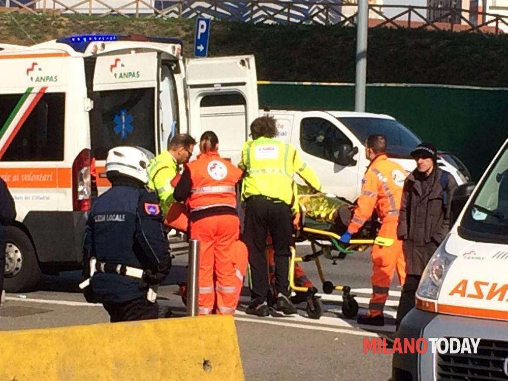 Incidente ambulanza 12