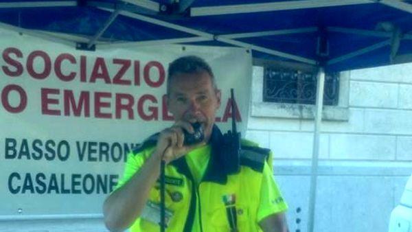 E' morto il volontario Filippo Lorenzetto, il mondo del soccorso in lutto