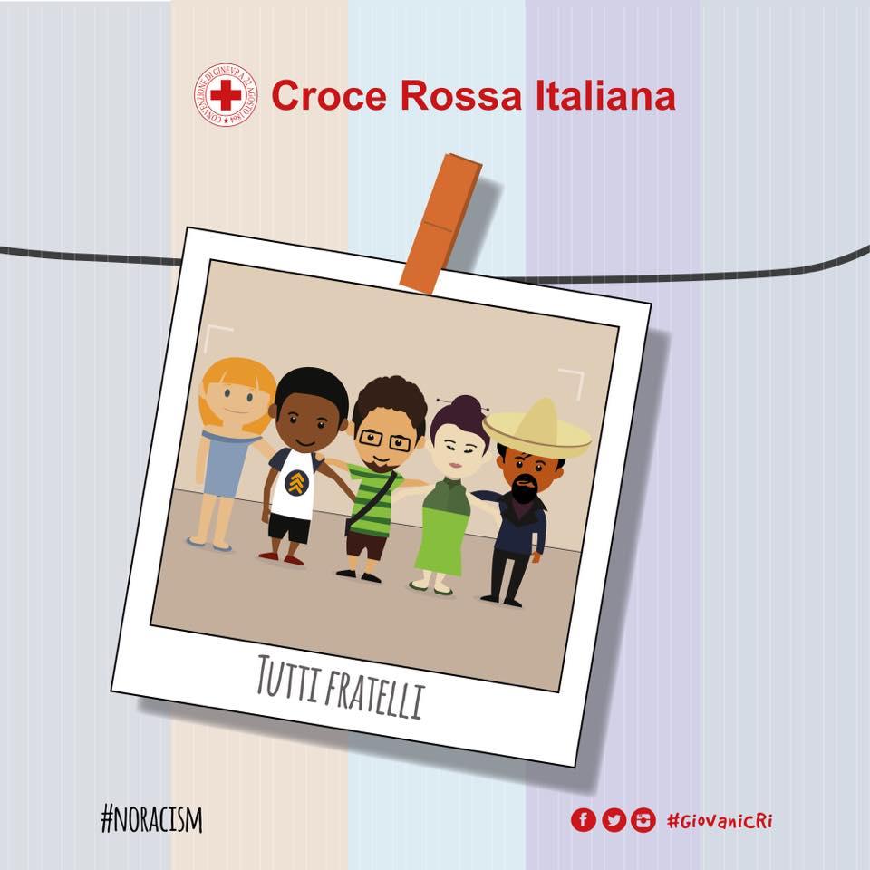 """Giornata mondiale contro il razzismo, Rocca (Croce Rossa): """"Benvenuto Abdullahi, da oggi cittadino italiano"""""""
