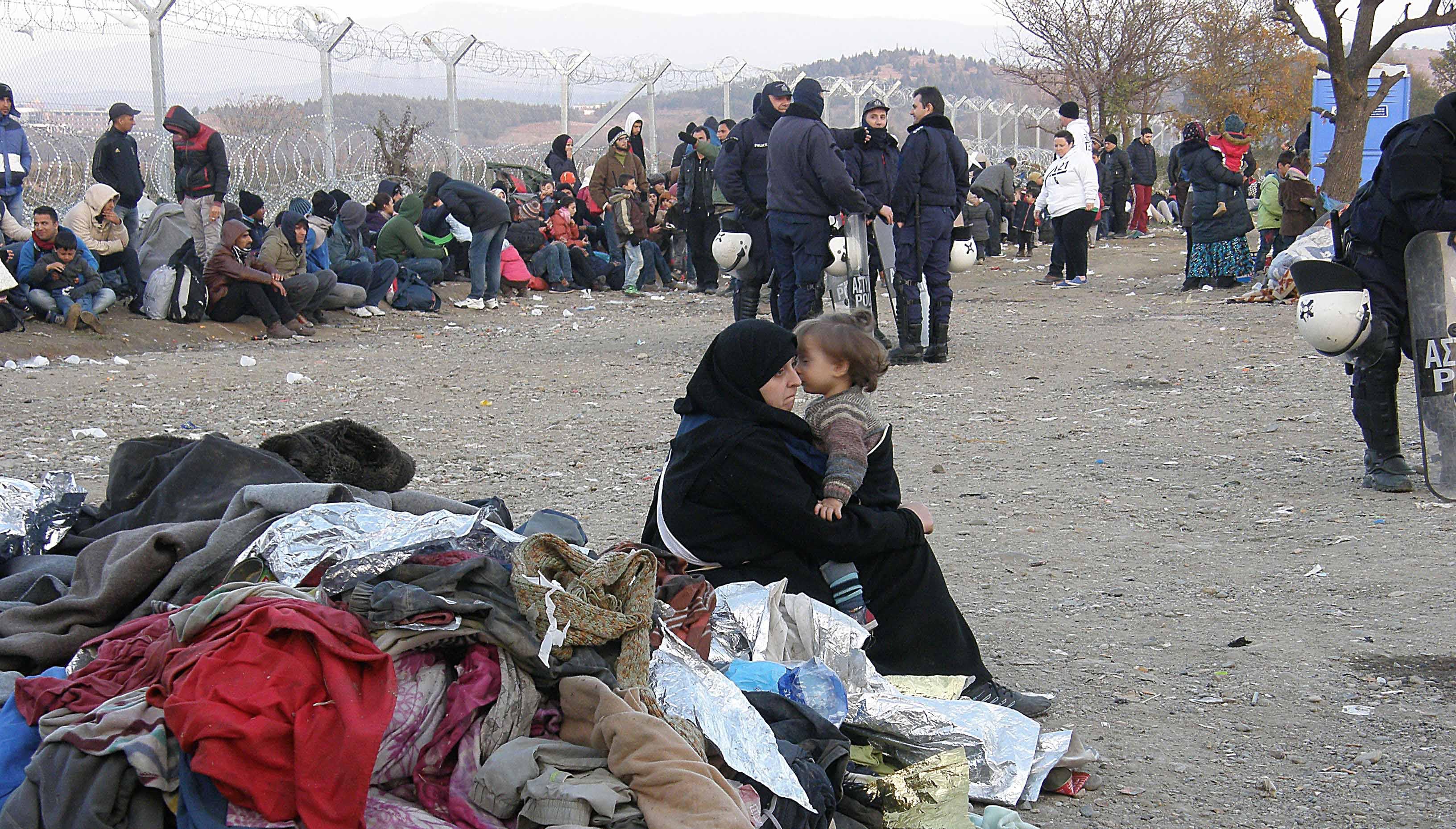 L'accordo Europa-Turchia preoccupa le organizzazioni umanitarie e la Croce Rossa