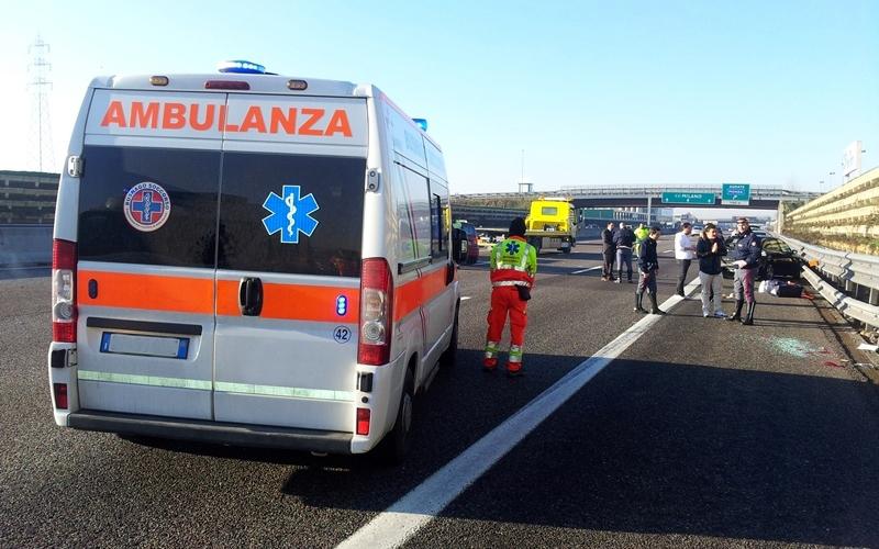Ambulanza-autostrada