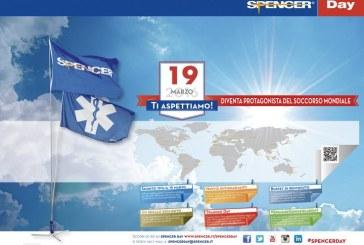 Spencer Day 2016, passione per il soccorso prima di tutto. Il 19 marzo il mondo dell'Emergenza in festa