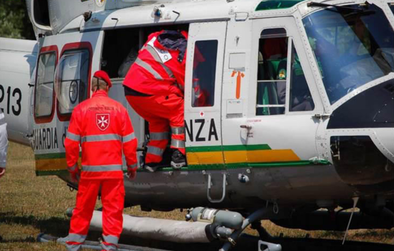 HEMS Congress – Il Comparto Aeronavale della  Guardia di Finanza nelle Maxi Emergenze di  Protezione Civile