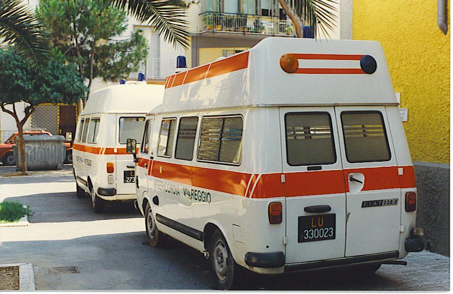 Foto 29: Fiat 238E Mariani Alfredo & Figlio, 1982 –  foto Alberto Di Grazia