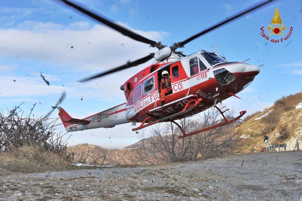 HEMS Congress – Gli elicotteri del Corpo nazionale dei Vigili del Fuoco e il loro ruolo nella Protezione Civile