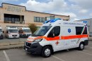 Croce Verde di Torino, convegno sulla sicurezza stradale e prove di guida sicura per autisti di ambulanze