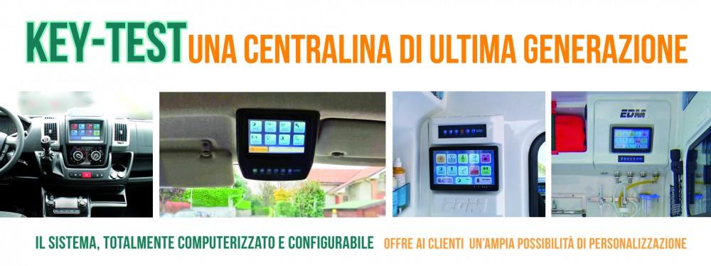 E' targata EDM l'ambulanza super tecnologica del CVA di Varese | Emergency Live 4