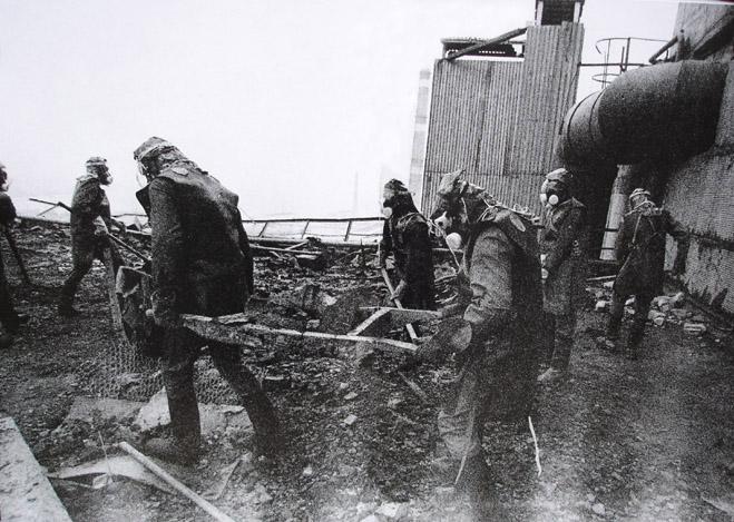 Chernobyl, i valorosi Vigili del Fuoco che non dobbiamo dimenticare