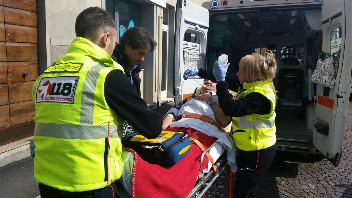 Infermieri 118, i medici criticano, ma con rilievi interessanti