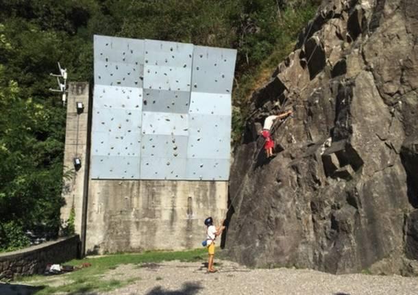 CNSAS – cade arrampicatore a Cinzanino (Varese), salvato grazie ai tecnici CNSAS e SOREU