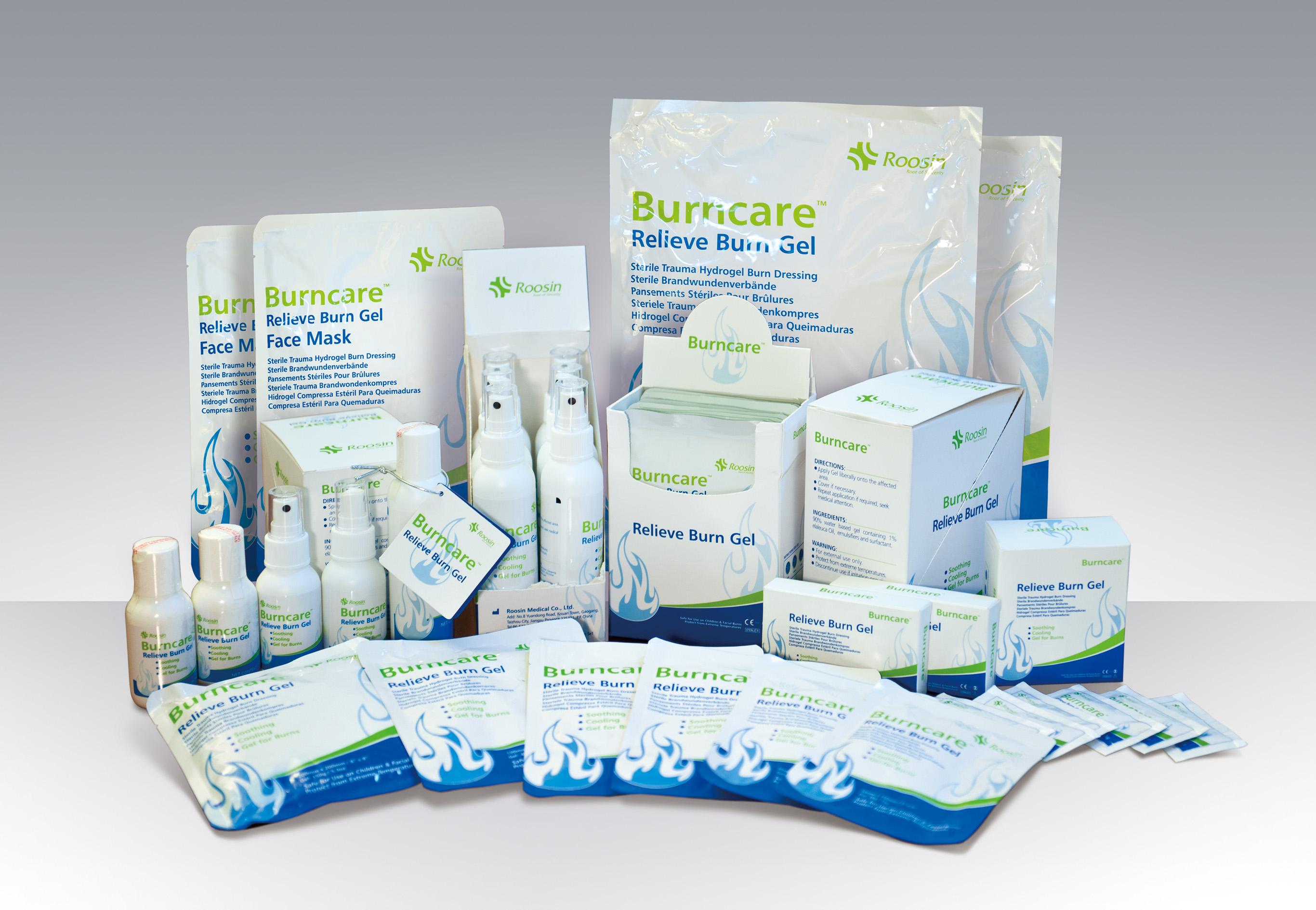Ustioni, Burncare si presenta con nuovi dispositivi e prodotti