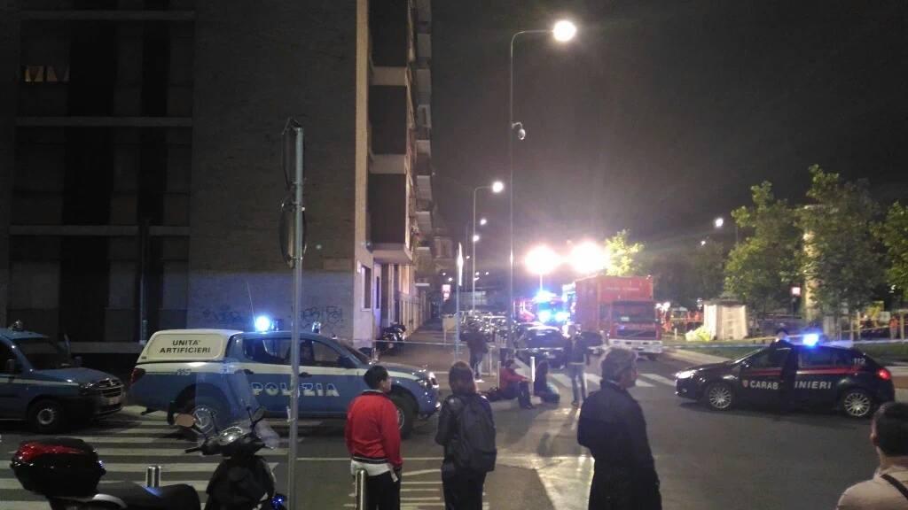Esercitazione Metropolis, anti terrorismo a Milano davanti allo stadio San Siro: Fotogallery e video | Emergency Live 23