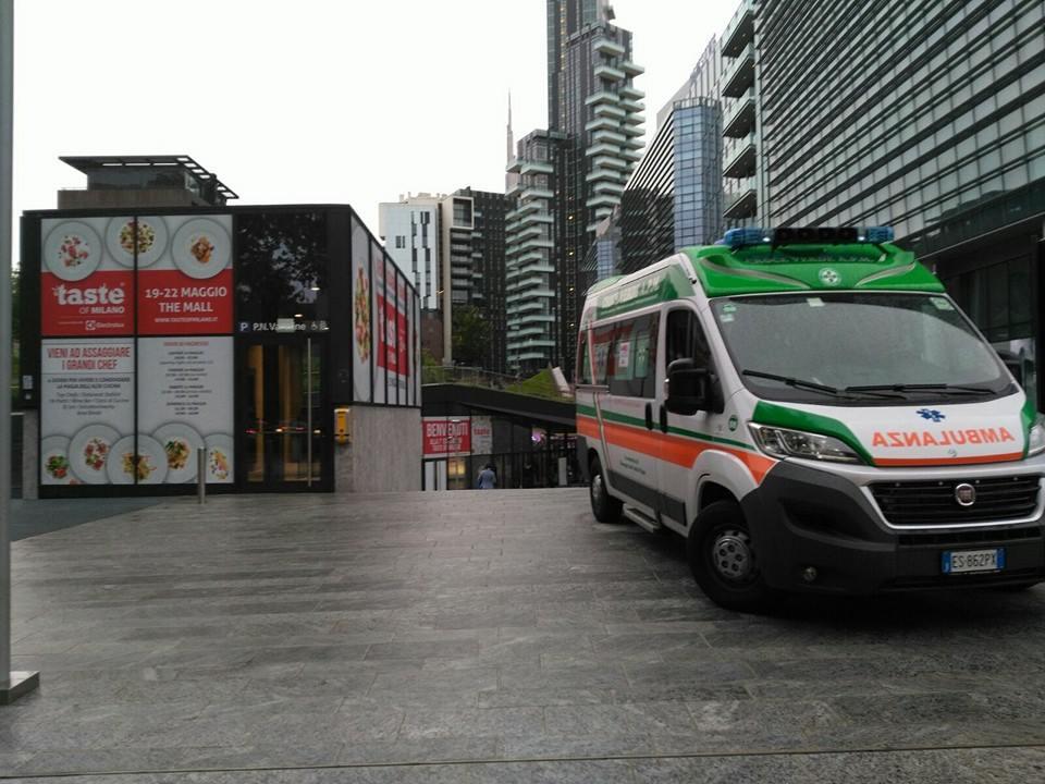 Esercitazione Metropolis, anti terrorismo a Milano davanti allo stadio San Siro: Fotogallery e video | Emergency Live 21