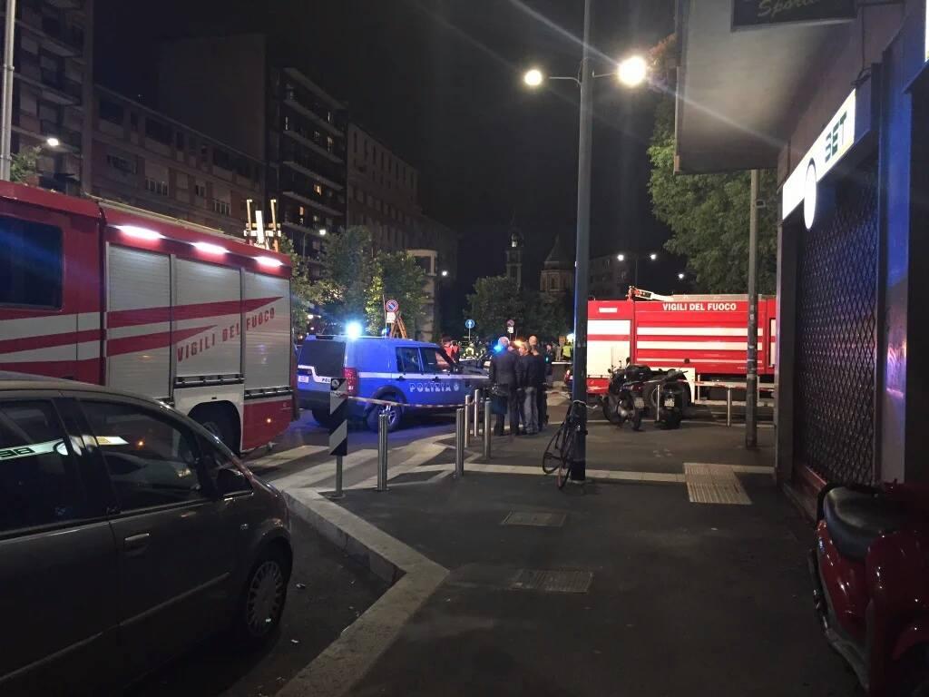 Esercitazione Metropolis, anti terrorismo a Milano davanti allo stadio San Siro: Fotogallery e video | Emergency Live 24