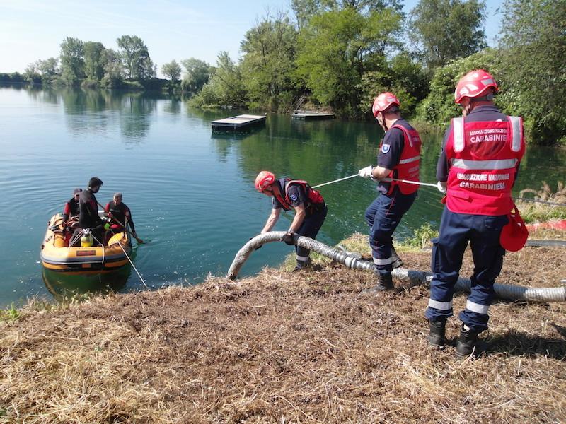 Esondazioni e alluvioni, le esercitazioni di prevenzione