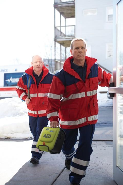 Meeting Misericordie, presentazione in anteprima del nuovo defibrillatore ZOLL AED 3 BLS   Emergency Live 5