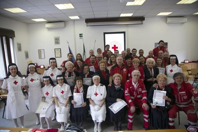 Croce Rossa Parma, 150 anni di storia in una settimana di festa, iniziata con una nuova ambulanza