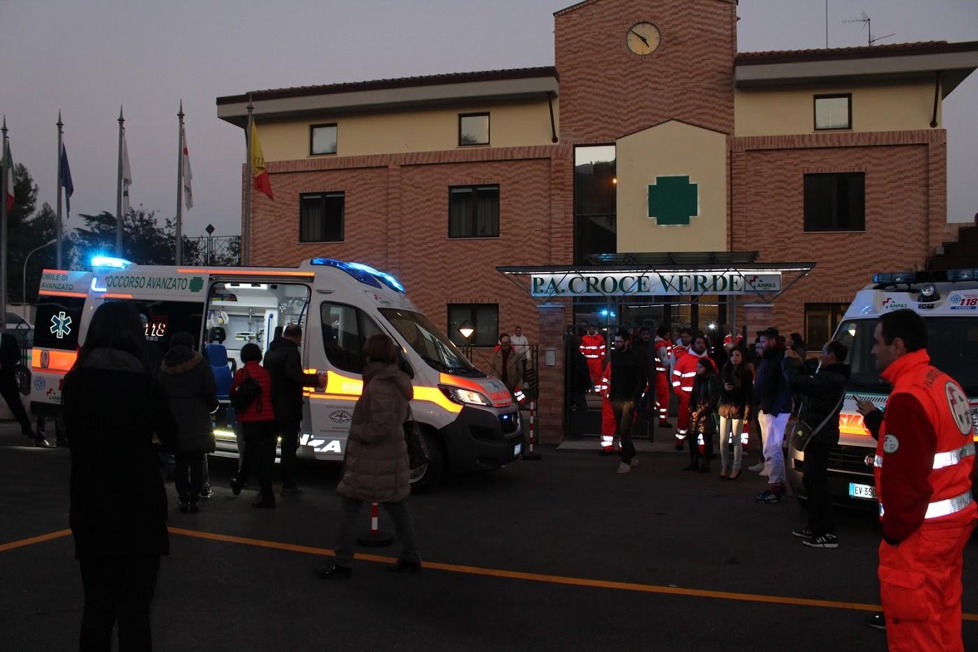 Congresso Nazionale ANPAS: Anche EDM sarà presente con i suoi mezzi per l'emergenza: Guardali in anteprima!   Emergency Live 5