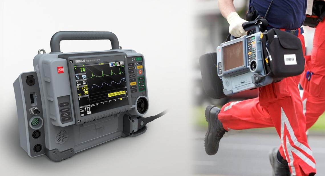 Pistoia, tutti i mezzi di soccorso avranno i monitor defibrillatori grazie a una donazione di 200 mila euro