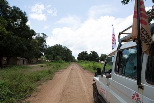 Ucciso perché guidava un'ambulanza. La storia di un volontario MSF nella RCA