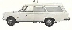Foto 18: l'interpretazione di Grazia della Fiat 125, prima serie - foto Grazia