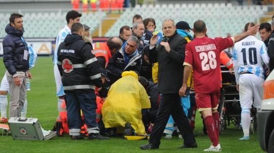 Caso Morosini: Ci si può dimenticare del defibrillatore durante un arresto cardiaco?