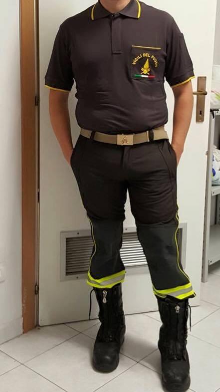 Vigili del Fuoco, nuove uniformi e nuove magliette polo ignifughe: che ne pensate?   Emergency Live 1