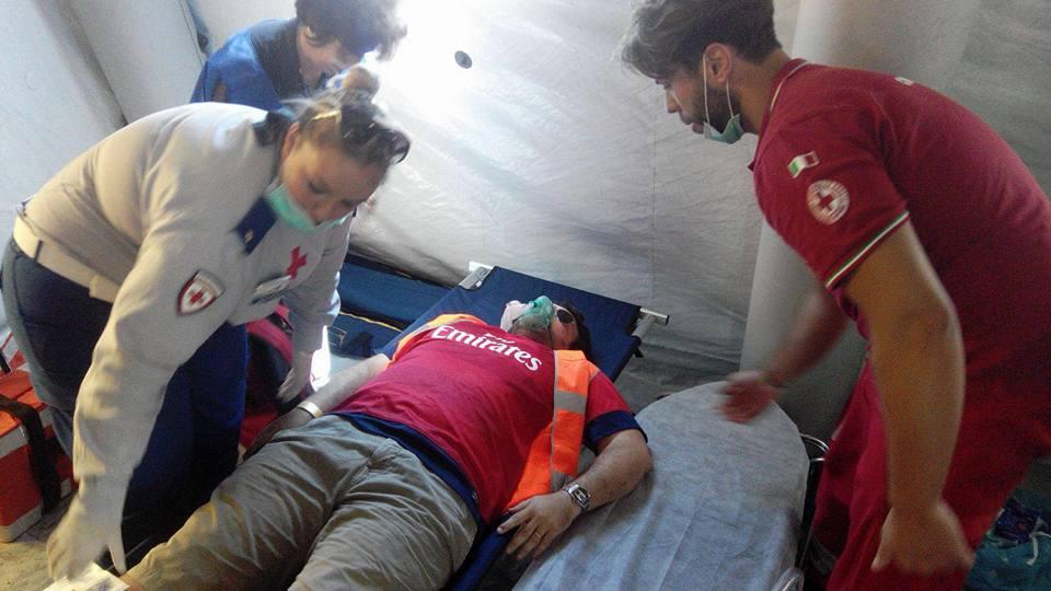 Catastrofi e calamità: assistenza infermieristica domiciliare