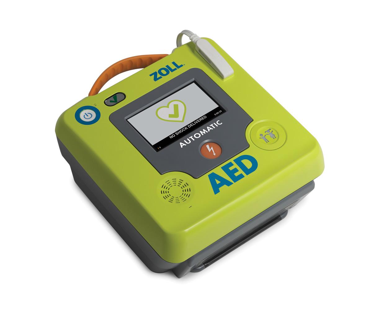 Defibrillatori, la rivoluzione è arrivata: ZOLL lancia ZOLL AED 3 BLS | Emergency Live 16