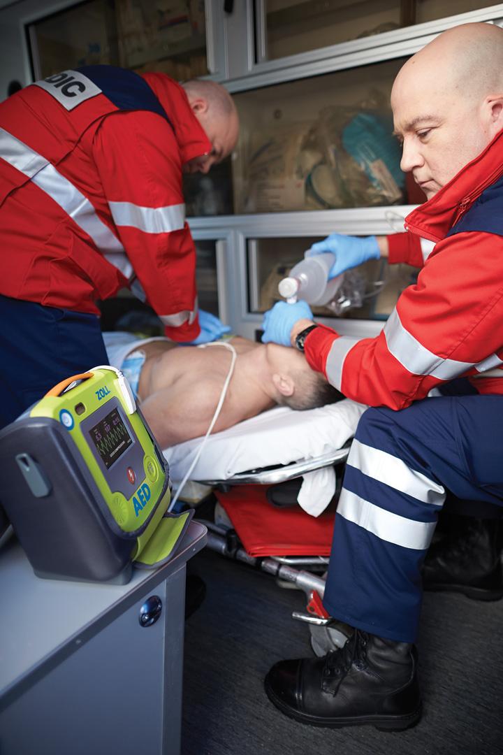 Defibrillatori, la rivoluzione è arrivata: ZOLL lancia ZOLL AED 3 BLS | Emergency Live 22