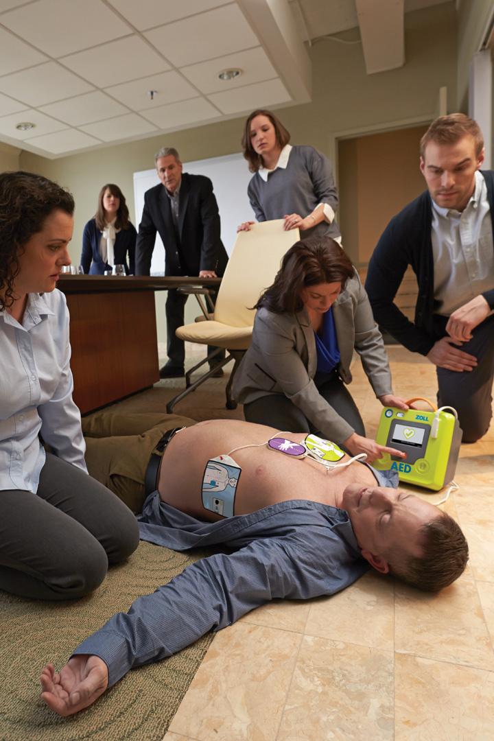 defibrillatore-shock