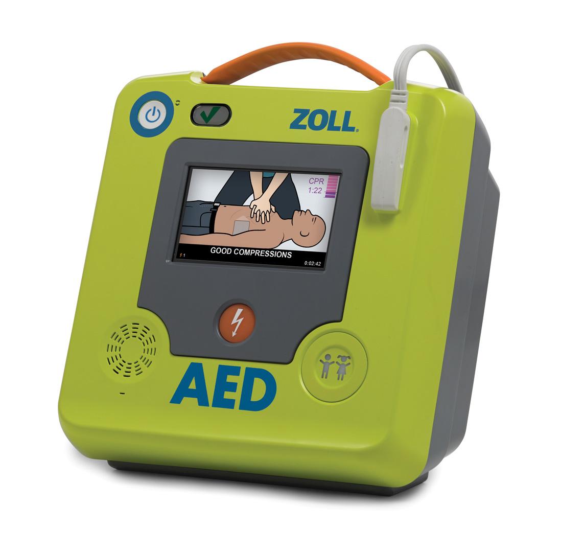 Defibrillatori, la rivoluzione è arrivata: ZOLL lancia ZOLL AED 3 BLS | Emergency Live 35