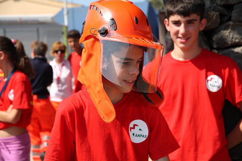 Anche io sono la Protezione Civile: Perché è così bello passare un'estate con i volontari del soccorso? | Emergency Live 4
