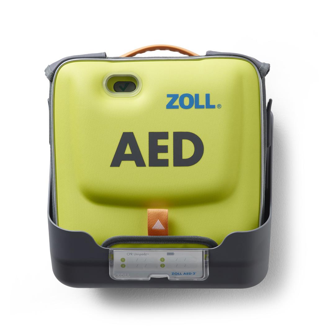 Defibrillatori, la rivoluzione è arrivata: ZOLL lancia ZOLL AED 3 BLS | Emergency Live 36