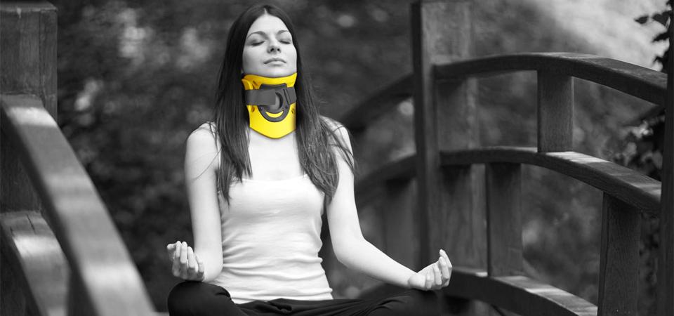 Scegliere il collare cervicale: cancella i dubbi, ora c'è Dr Collar   Emergency Live 3