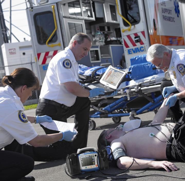 Trasmissione ECG: si, ma con che cosa? | Emergency Live 15