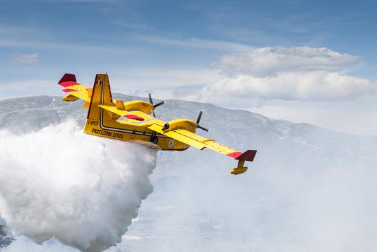 Incendi boschivi, mancano dotazioni aeree adeguate: Curcio richiama le Regioni