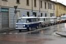 Vecchie Sirene 2016, A Cornaredo le ambulanze d'epoca battono la pioggia (Fotogallery)