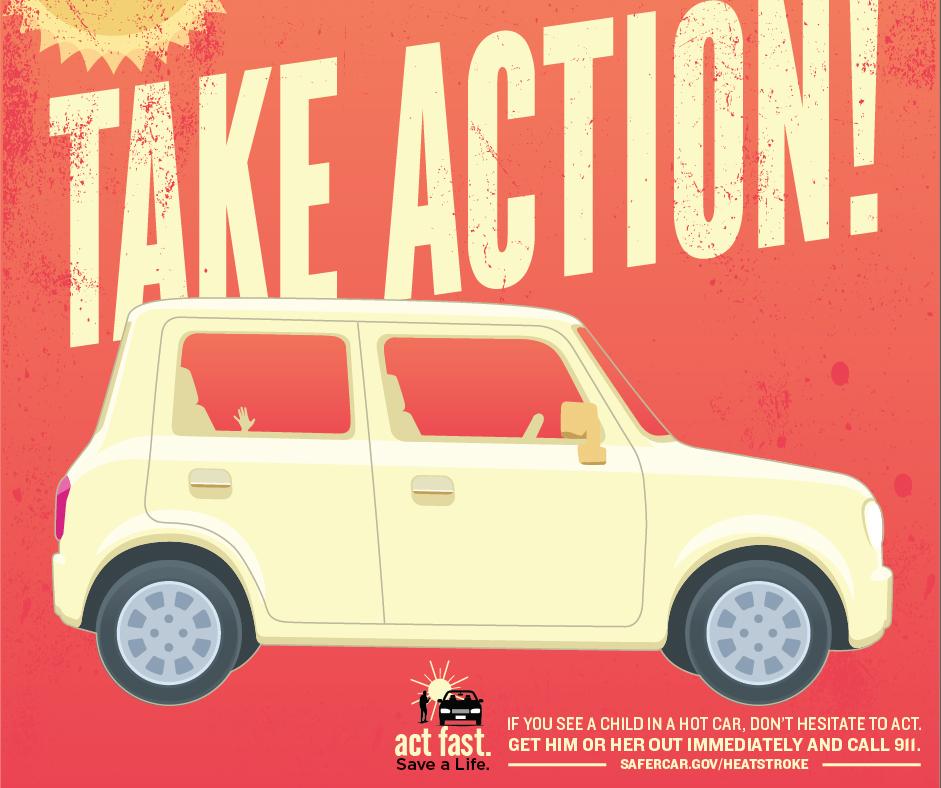 2015 Heatstroke Facebook Take Action