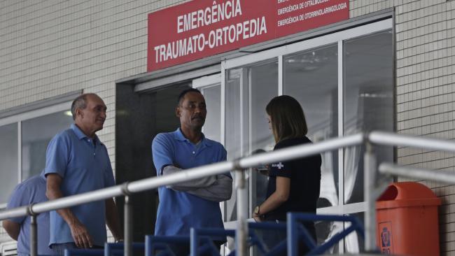 Rio – Sparatoria in Pronto Soccorso per liberare un trafficante di droga