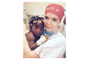AicpeOnlus: il chirurgo plastico Adriana Pozzi in missione umanitaria in Africa