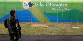 Con Gli occhi della guerra: Olimpiadi di Rio: sanità nel caos