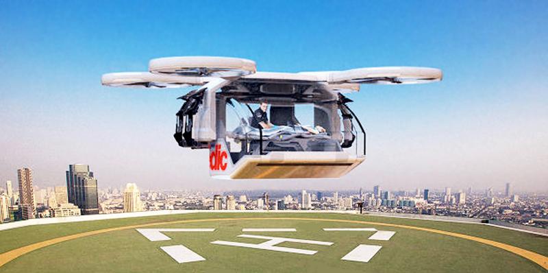 Drone blog 1