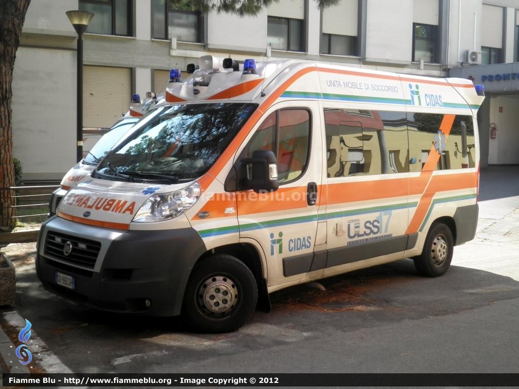 Ferrara, partito l'affidamento dei servizi sanitari 118 al volontariato, i dipendenti CIDAS in piazza il 4 agosto