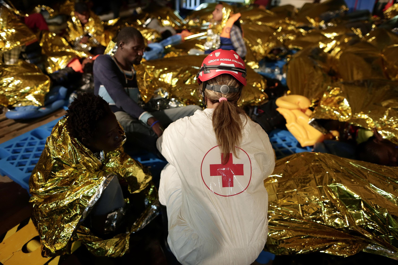 CRI e MOAS: un'ancora di salvezza | Emergency Live 3