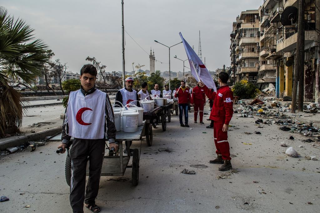 Aleppo: colpito un convoglio umanitario | Emergency Live 3